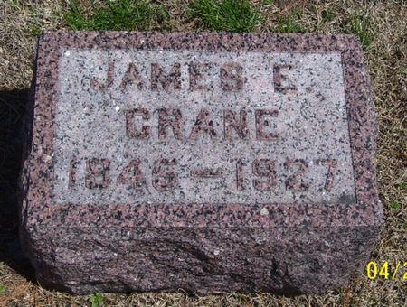 CRANE, JAMES E. - Keokuk County, Iowa | JAMES E. CRANE