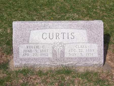 CURTIS, CLARA - Keokuk County, Iowa | CLARA CURTIS