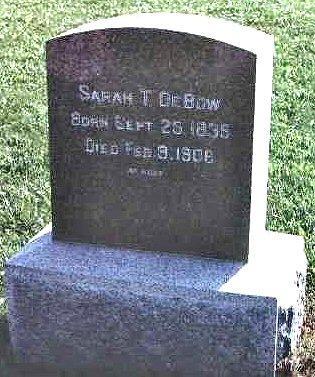 DRAKE DEBOW, SARAH T. - Keokuk County, Iowa | SARAH T. DRAKE DEBOW