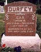 DURFEY, MARGARET E. - Keokuk County, Iowa | MARGARET E. DURFEY