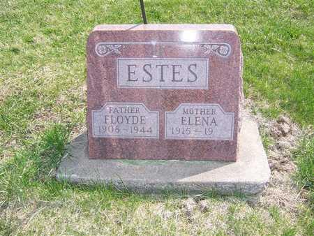 ESTES, ELENA - Keokuk County, Iowa | ELENA ESTES