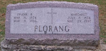 FLORANG, FRANK B. - Keokuk County, Iowa | FRANK B. FLORANG