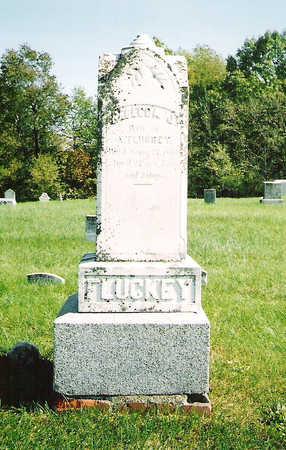 FLUCKEY, REBECCA - Keokuk County, Iowa   REBECCA FLUCKEY
