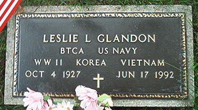 GLANDON, LESLIE L. - Keokuk County, Iowa | LESLIE L. GLANDON