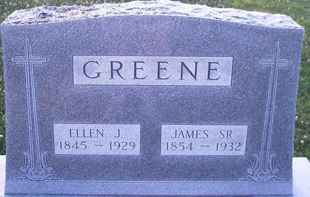 GREENE, JAMES JOSEPH - Keokuk County, Iowa | JAMES JOSEPH GREENE
