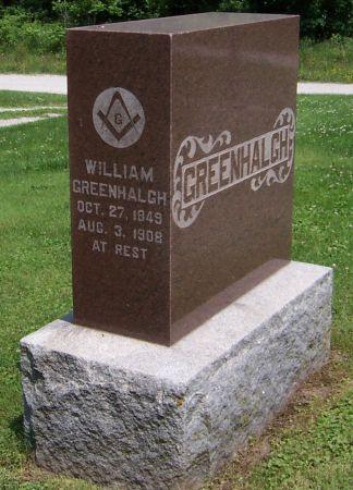 GREENHALGH, WILLIAM - Keokuk County, Iowa | WILLIAM GREENHALGH