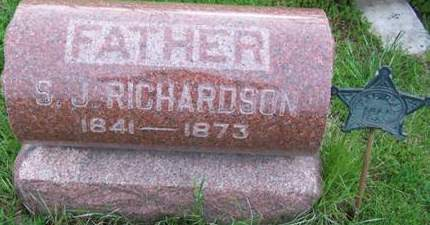 RICHARDSON, S.J. - Keokuk County, Iowa | S.J. RICHARDSON