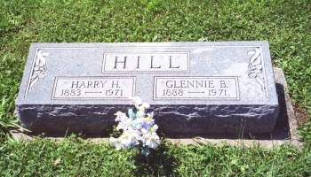 HARRY H., HILL - Keokuk County, Iowa | HILL HARRY H.