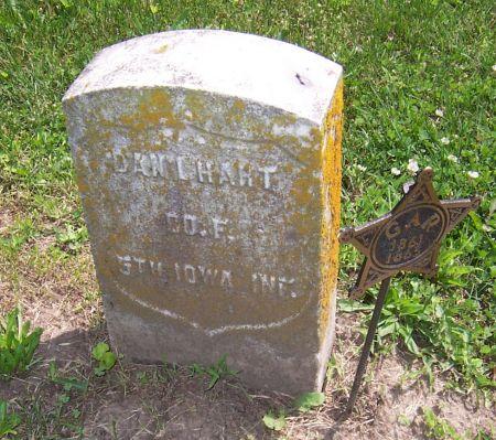 HART, DANIEL - Keokuk County, Iowa | DANIEL HART