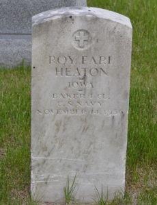 HEATON, ROY EARL - Keokuk County, Iowa   ROY EARL HEATON