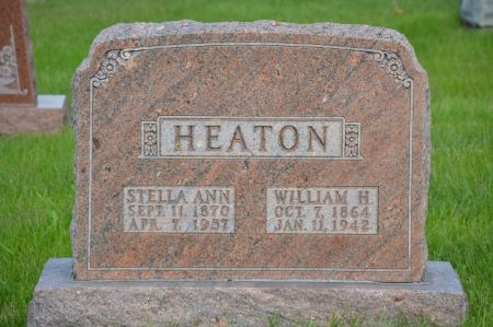 HEATON, WILLIAM H - Keokuk County, Iowa | WILLIAM H HEATON
