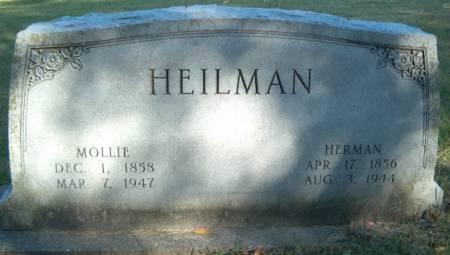 HEILMAN, HERMAN - Keokuk County, Iowa | HERMAN HEILMAN