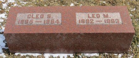 HIGGINS, CLEO S. - Keokuk County, Iowa | CLEO S. HIGGINS