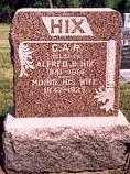 HIX, ALFRED B. - Keokuk County, Iowa | ALFRED B. HIX