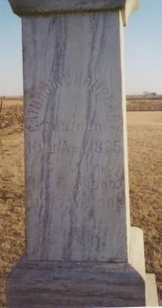 HOUPEART, CATHERINE - Keokuk County, Iowa | CATHERINE HOUPEART