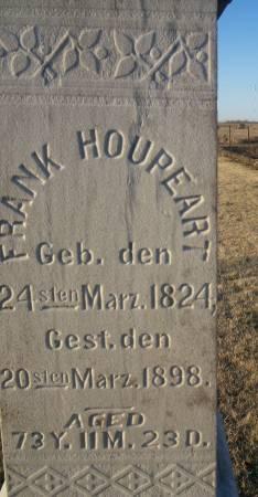HOUPEART, FRANK - Keokuk County, Iowa | FRANK HOUPEART