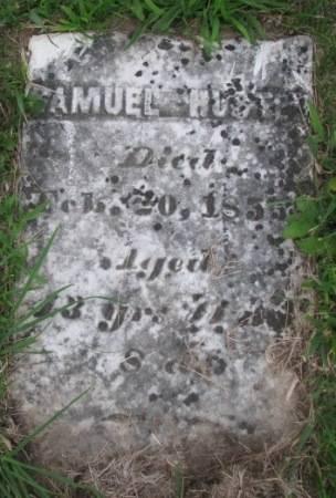 HUSTED, SAMUEL - Keokuk County, Iowa | SAMUEL HUSTED