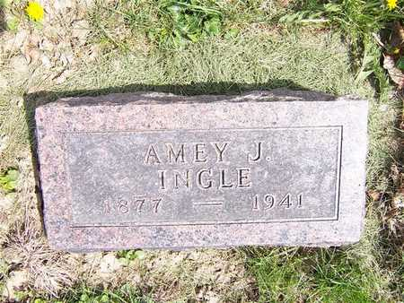 INGLE, AMEY J. - Keokuk County, Iowa | AMEY J. INGLE