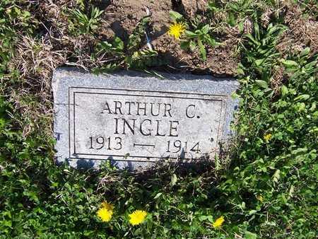 INGLE, ARTHUR C. - Keokuk County, Iowa | ARTHUR C. INGLE