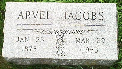 JACOBS, ARVEL - Keokuk County, Iowa | ARVEL JACOBS