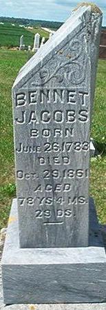JACOBS, BENNETT - Keokuk County, Iowa | BENNETT JACOBS