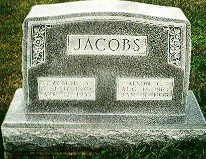 JACOBS, ALSON C. - Keokuk County, Iowa   ALSON C. JACOBS