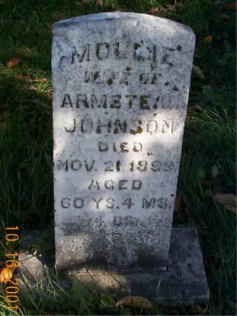 HEATH JOHNSON, MOLLIE - Keokuk County, Iowa | MOLLIE HEATH JOHNSON