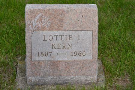 KERN, LOTTIE - Keokuk County, Iowa | LOTTIE KERN