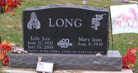 LONG, MARY JOAN - Keokuk County, Iowa | MARY JOAN LONG