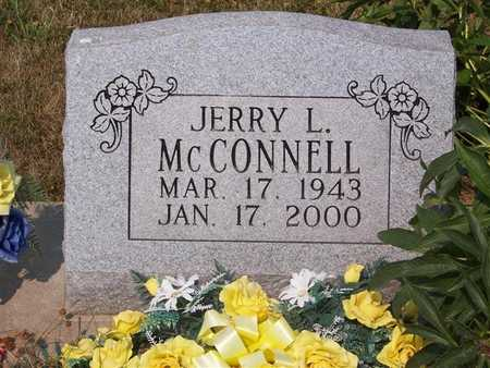 MCCONNELL, JERRY L. - Keokuk County, Iowa | JERRY L. MCCONNELL