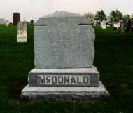 KEITH MCDONALD, AMANDA - Keokuk County, Iowa   AMANDA KEITH MCDONALD