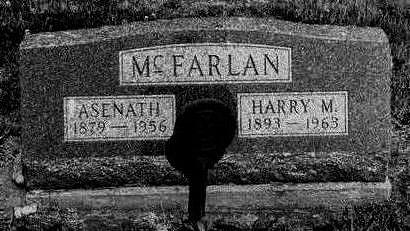 MCFARLAN, HARRY - Keokuk County, Iowa | HARRY MCFARLAN