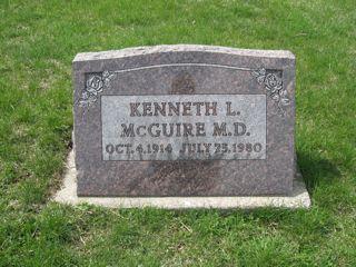 MCGUIRE, KENNTH L. - Keokuk County, Iowa | KENNTH L. MCGUIRE