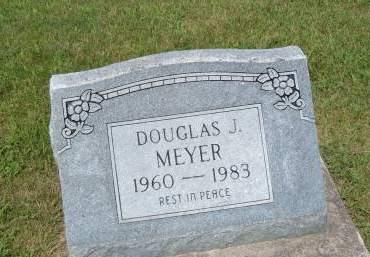 MEYER, DOUGLAS J. - Keokuk County, Iowa | DOUGLAS J. MEYER