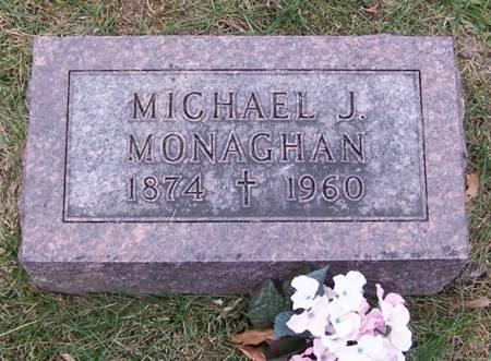 MONAGHAN, MICHAEL J. - Keokuk County, Iowa | MICHAEL J. MONAGHAN