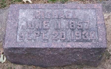 MONAGHAN, MICHAEL - Keokuk County, Iowa | MICHAEL MONAGHAN