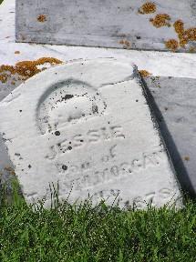 MORGAN, JESSIE - Keokuk County, Iowa | JESSIE MORGAN