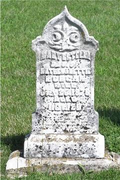 MORGAN, MARY ESTELLA - Keokuk County, Iowa   MARY ESTELLA MORGAN