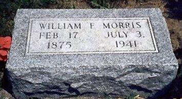 MORRIS, WILLIAM F. - Keokuk County, Iowa | WILLIAM F. MORRIS