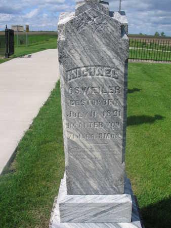 OSWEILER, MICHEAL EDWARD - Keokuk County, Iowa | MICHEAL EDWARD OSWEILER