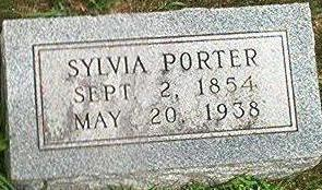 PORTER, SYLVIA - Keokuk County, Iowa | SYLVIA PORTER
