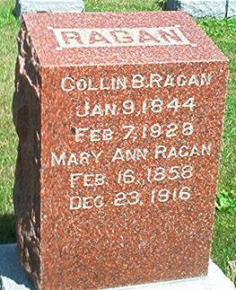 RAGAN, COLLIN B. - Keokuk County, Iowa | COLLIN B. RAGAN