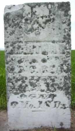 REED, MARTHA H. - Keokuk County, Iowa | MARTHA H. REED
