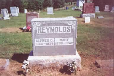 REYNOLDS, ALFRED - Keokuk County, Iowa | ALFRED REYNOLDS