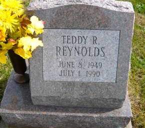 REYNOLDS, TEDDY R. - Keokuk County, Iowa | TEDDY R. REYNOLDS