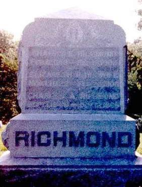 RICHMOND, CHAUNCY - Keokuk County, Iowa | CHAUNCY RICHMOND