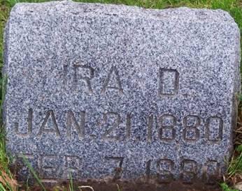 ROBISON, IRA D. - Keokuk County, Iowa | IRA D. ROBISON