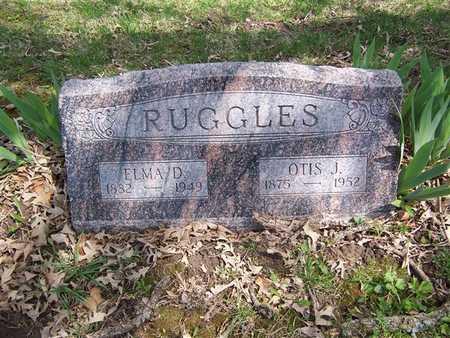 RUGGLES, ELMA D. - Keokuk County, Iowa | ELMA D. RUGGLES