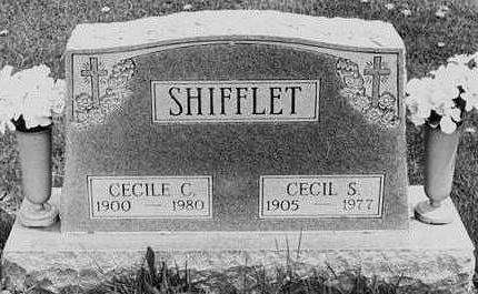 CREECH SHIFFLET, CECILE - Keokuk County, Iowa | CECILE CREECH SHIFFLET
