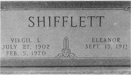 SHIFFLETT, ELEANOR - Keokuk County, Iowa | ELEANOR SHIFFLETT
